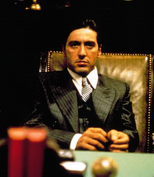 michael corleone leadership The great american read is an eight-part television and online series designed to spark a national conversation about reading and.